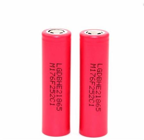 LG HE2 18650 Battery 2500mAh 22A