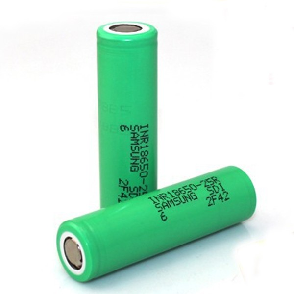 Samsung INR18650 25R Battery 2500mAh 22A